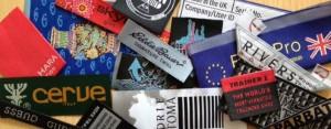 Brand Garment Labels - Slider