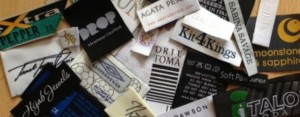 Customize Clothing Labels