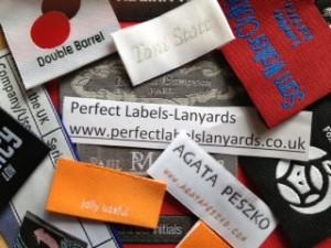 Custom Woven Garment Labels