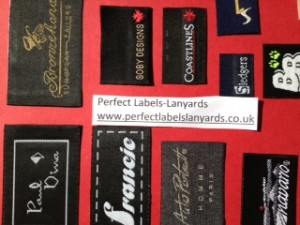 Clothing Label Stickers