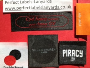 Super Fine Weaving Labels