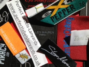 Woven Clothing Labels UK