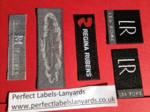 Designer Clothing Labels
