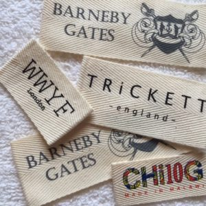 globe woven label co