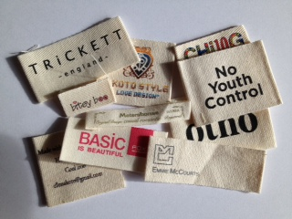 100 Nature Friendly Cotton Labels For Clothing Eco