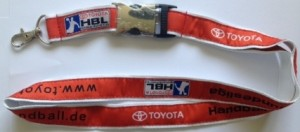 Custom Brand Lanyards