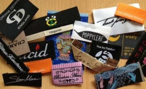 Custom Woven Garment Labels