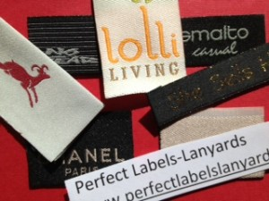 Personalized Brand Clothing Labels