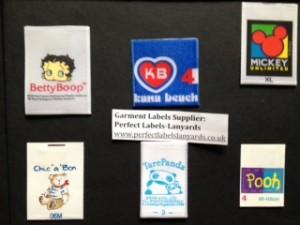 Designer Baby Clothing Labels