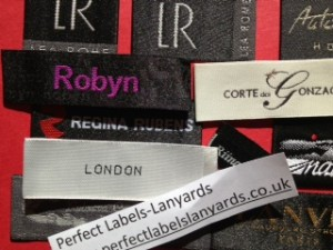 Brand Garment Labels