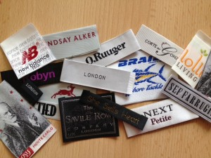 Designer Labels