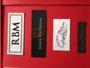 Brand Woven Labels for Clothing