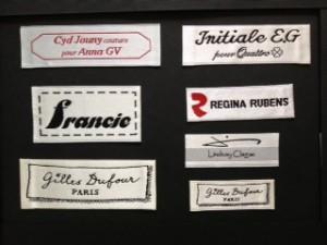 Personalized Designer Labels