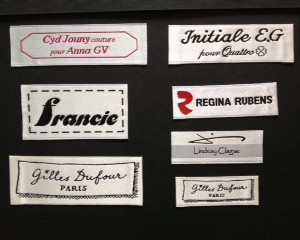 Personalized Designer Labels