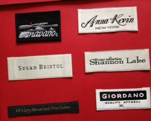 Custom Woven Labels Designer Woven Labels Uk Supplier