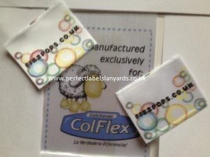 Printed Sewing Labels