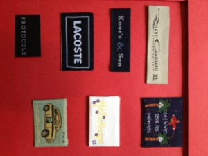 Woven Clothes Labels