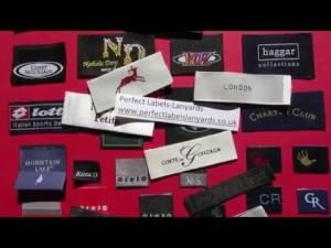 Custom woven labels, Designer woven labels, Designer Satin Labels, Printed Designer Labels, Woven Labels UK, Clothing Labels UK, custom woven clothing labels,