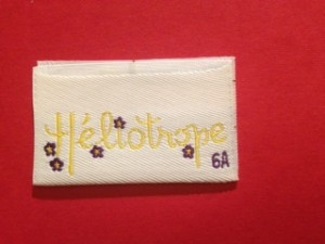 Clothing Labels for Girls