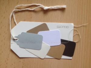 Handmade Swing Label Tags