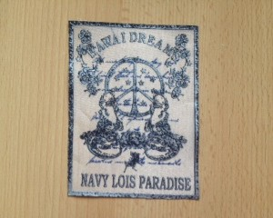 Special Fabric Printing Labels