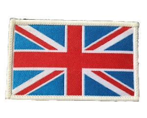 UK Woven Label