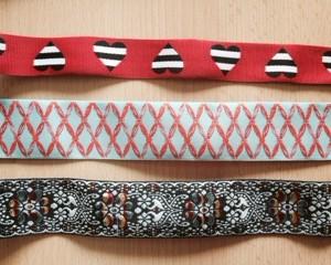 Woven Designer Ribbon