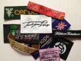 Woven Labels Design