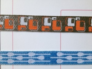 Woven Personalized Ribbon