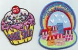 Woven Badges UK