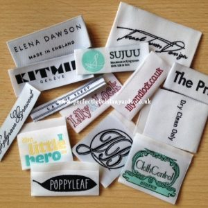 Woven Labels UK Discount 2016