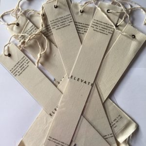 Woven labels for handmade items UK supplier