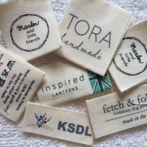 Woven Labels for Ethical Fashion