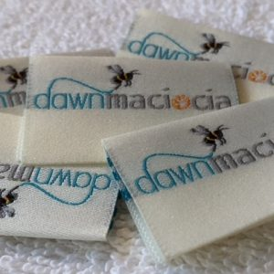How to design woven labels