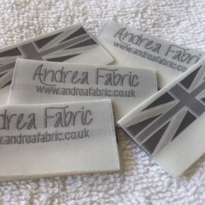 Woven Labels for London Fashion Week