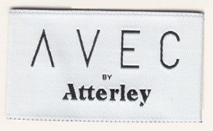 Woven Clothing Labels for Luxury Fashion Brand