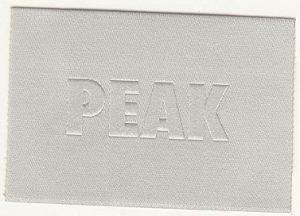 Bespoke clothing labels